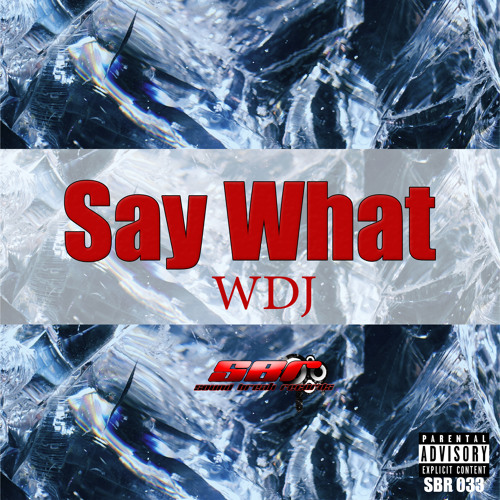 [SBR033] WDJ - Say What! Original Mix OUT NOW!  TOP 5 TRACKITDOWN!