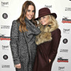 Emma & Mel C sing 2 Become 1 at the Regent Street Lights switch-on!