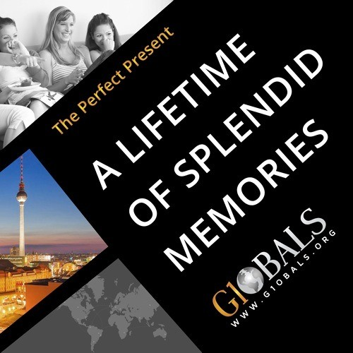 A Lifetime Of Splendid Memories - G1OBALs Commercial Theme [Videomix]