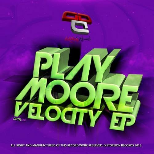 [DSTR081]Play Moore - Neuro Funk