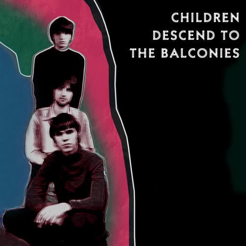 Children Descend On The Balconies