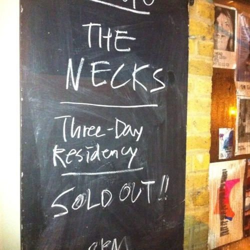 The musical world of The Necks, as seen by fans and band members [13.04.15]