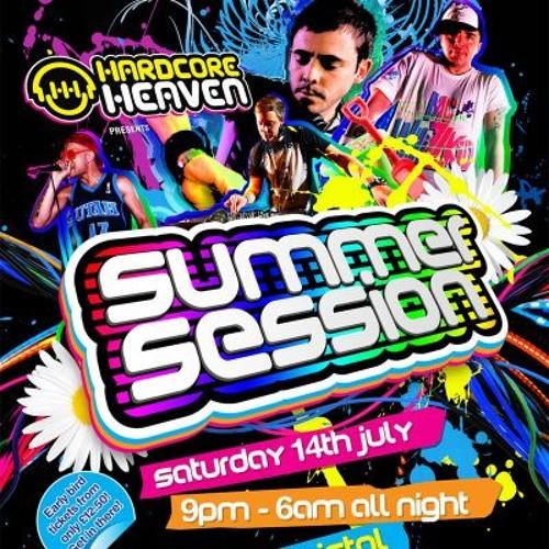 KUTSKI & SKATTY Live at Hardcore Heaven Summer Session 2012