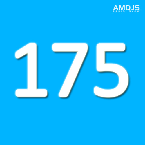 AMDJS Radio Show VOL175 (Feodor AllRight & Elena Mechta)