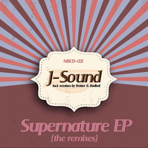 J-Sound - Super Nature ( Trotter Remix ) OUT NOW !!!