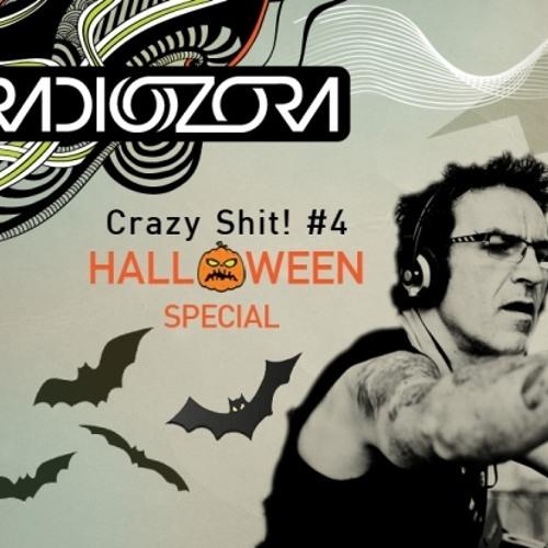 "Eat Static ""Crazy Shit! #4"" 31/10/2013"