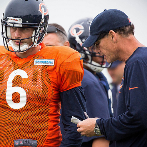 Moneyball: Is Coach Trestman to Blame?