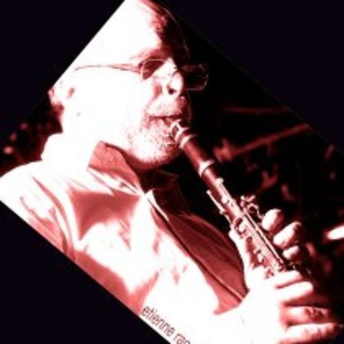 Slow Minor Blues In 'A' By Tom Adams, Featuring Michel Martineau Clar.