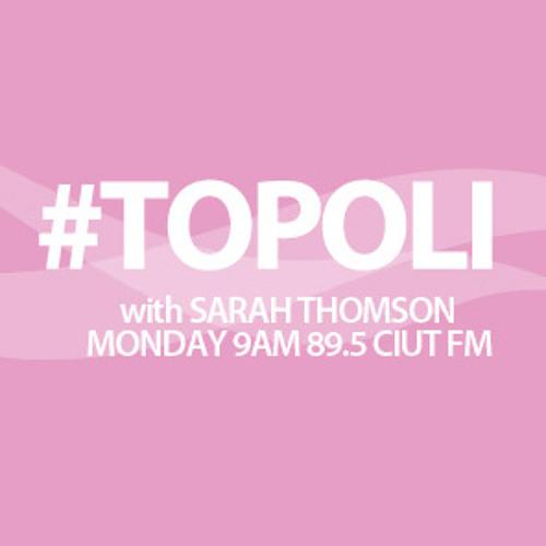 #TOpoli with Sarah Thomson(Nov. 11, 2013) + Travis Myers, Ivor Tossell, Paisley Rae, Ashley Csanady