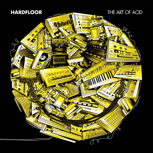"**FIRST PREVIEW** - HARDFLOOR - ""The Art Of Acid"" - HFCD04 (unmastered snippets)"