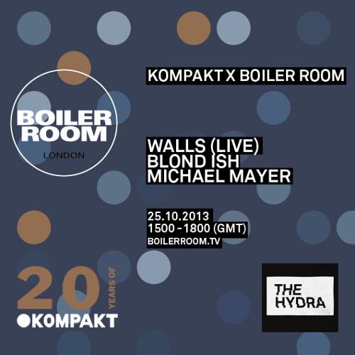 Michael Mayer Boiler Room mix