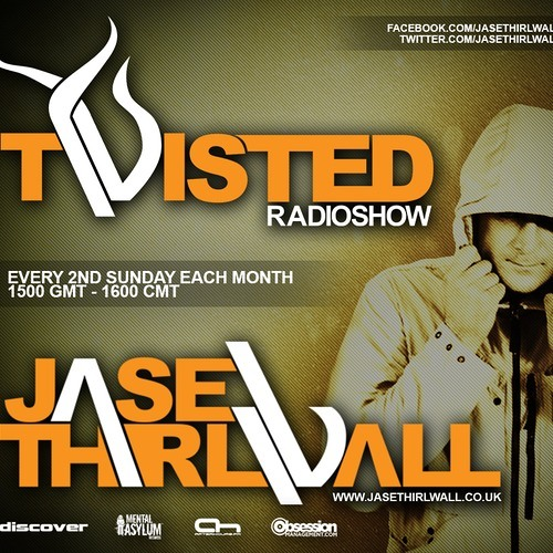 Jase Thirlwall - Twisted 004 (AHFM)