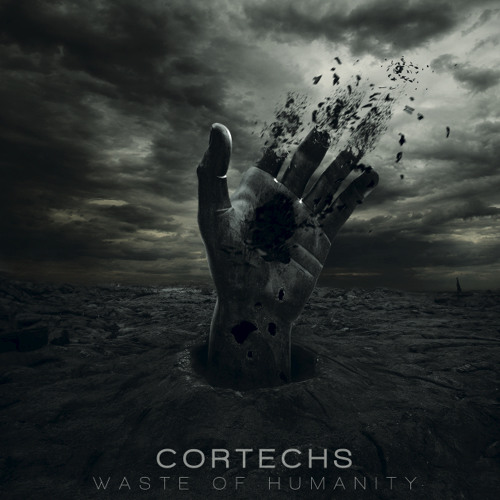 Cortechs - Waste Of Humanity - Steil01LP