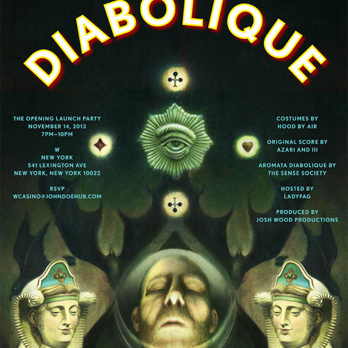 Azari's Casino Diabolique Mix