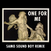 Ryan Hemsworth ft. Tinashe - One For Me (Samo Sound Boy Remix)