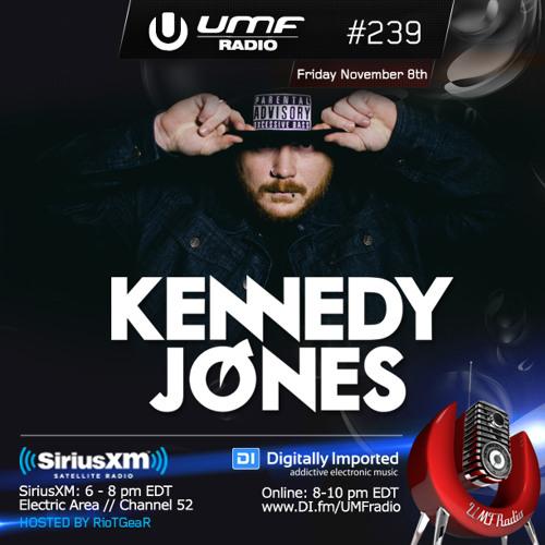 Kennedy Jones - UMF Radio Mix [Live on SiriusXM]