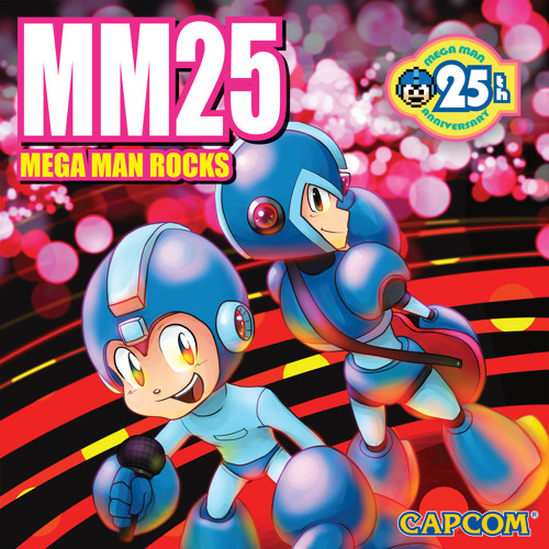 """Splash Woman"" by Mega Ran (from MM25: Mega Man Rocks)"