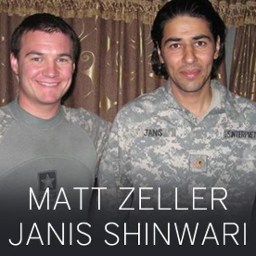 Matt Zeller & Janis Shinwari, Part 3   The Mulberry Lane Show