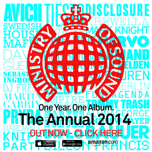 Ministry Of Sound - The Annual 2014 (Minimix)
