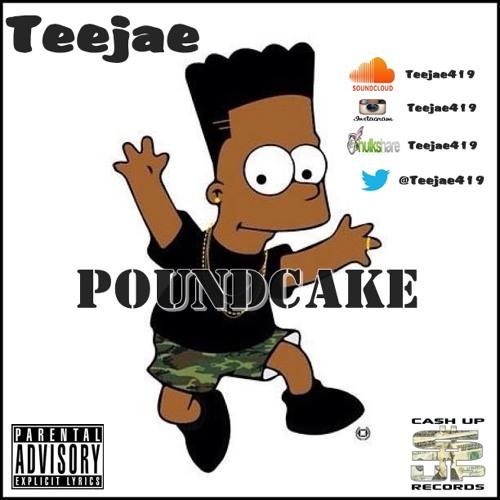Teejae Pound Cake Freestyle