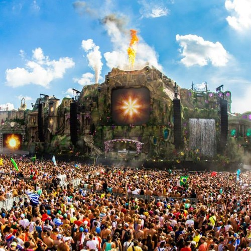 Electro House 2013 - TOMORROWLAND TOP | By Noise