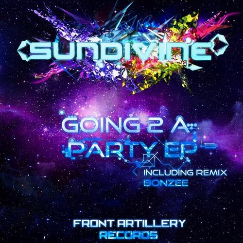 Sundivine - Party Hard (Bonzee remix) FAR RECORDS