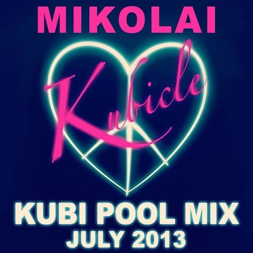 Kubi Pool Mix July 2013 (Pulse Radio)