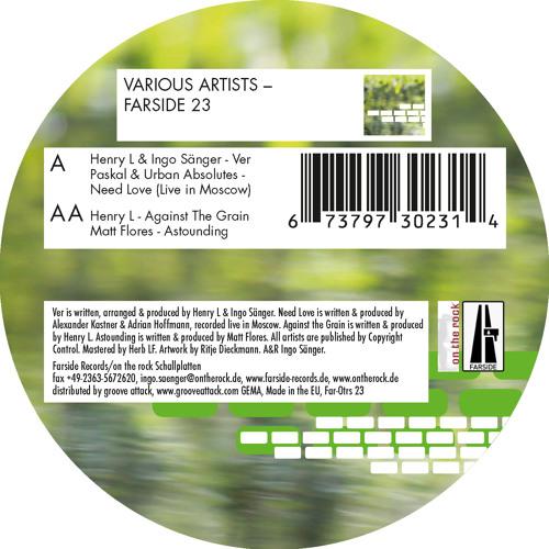Henry L & Ingo Sänger - Ver (snippet) - Farside Records