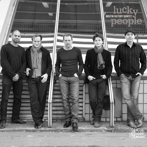 Moutin Factory Quintet - Lucky People - 09 You'll Be Fine