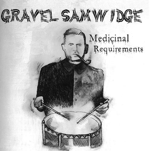 Gravel Samwidge - Rock God