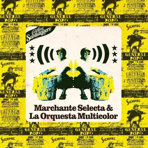 La Marchante Selecta & La Orquesta Multicolor ~ Cinturita Danzonera