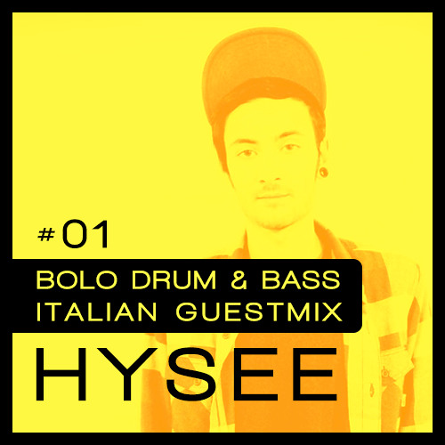 Hysee x Bolo DNB - Italian Guestmix #01