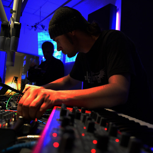 Yapacc - Live @ Psychedelic Kitchen - Alex TV/Twen FM Berlin