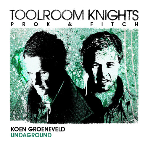 Koen Groeneveld - 'Undaground' - OUT NOW