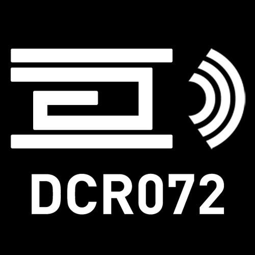 DCR072 - Drumcode Radio - Adam Beyer Studio Mix