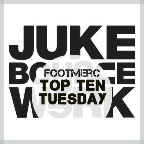 JBW Top Ten Tuesday Mix Week #4 - by Footmerc