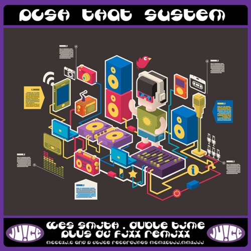 Wes Smith/Duble Time - Push That System (Fixx Mix)