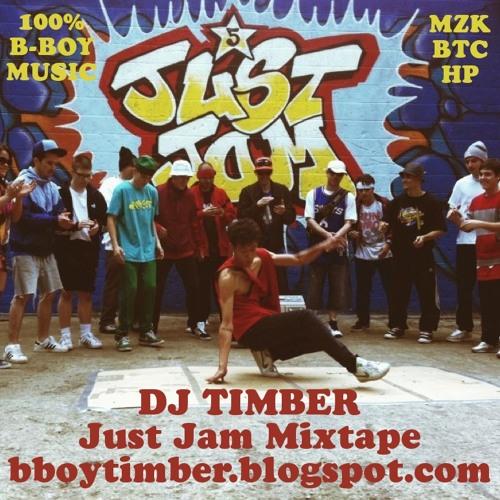 Just Jam 5th Anniversary Mixtape (2012)