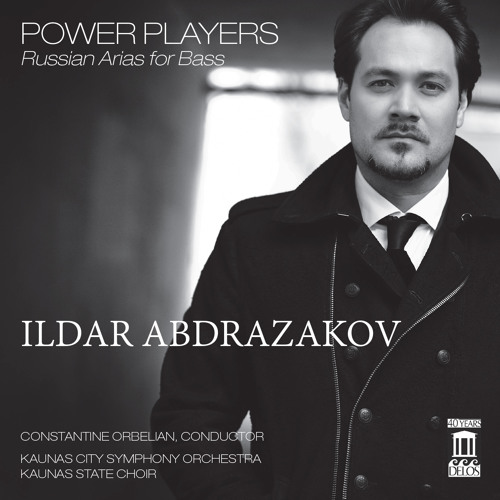 Power Players — Russian Arias for Bass: Ildar Abdrazakov — Rachmaninov: Aleko — Ves tabor spit