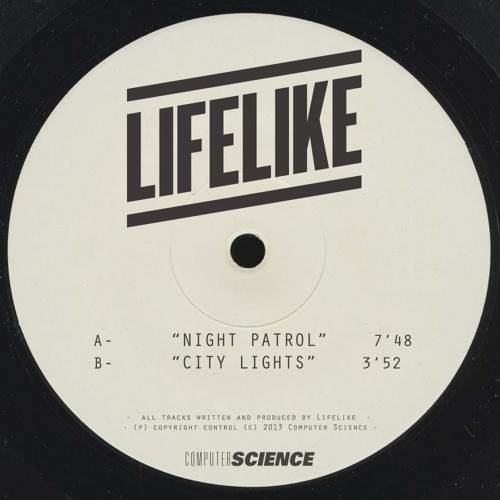 "LIFELIKE ""Night Patrol"" - New Single - MINIMIX"