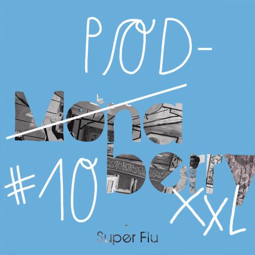 "Podberry 10 - Super Flu ""Halle Saale"" Album Mix"