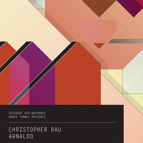 arnaldo @ Dance Tunnel, London with Christopher Rau 091113