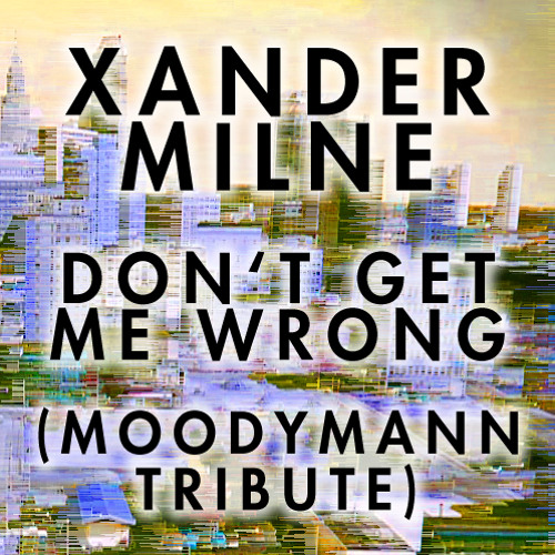Don't Get Me Wrong (Moodymann Tribute)