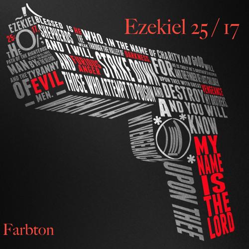 Ezekiel 25  / 17