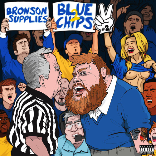Action Bronson - Midget Cough (Prod. By Party Supplies) Ω