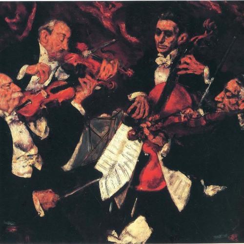 Michael Seth Shindler~ Op.15 Strings Quartet
