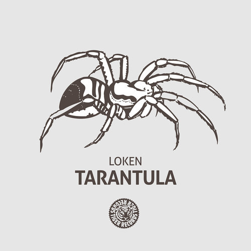 Loken - Tarantula [Tiger Records] - Out Now!