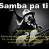 Samba Pa Ti - Em homenagem ao Carlos Santana em Ibanez RG270
