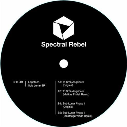 Logotech - Sub Lunar Phase ll (Takatsugu Wada Remix) - Preview  [Spectral Rebel]