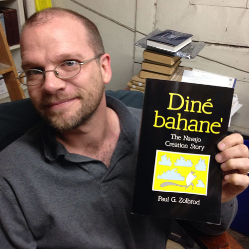 Chris Weimar Talks About One Of His Favorite Books, 'Dine Bahane'